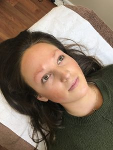 before-microblading-hannah-stone-permanent-makeup