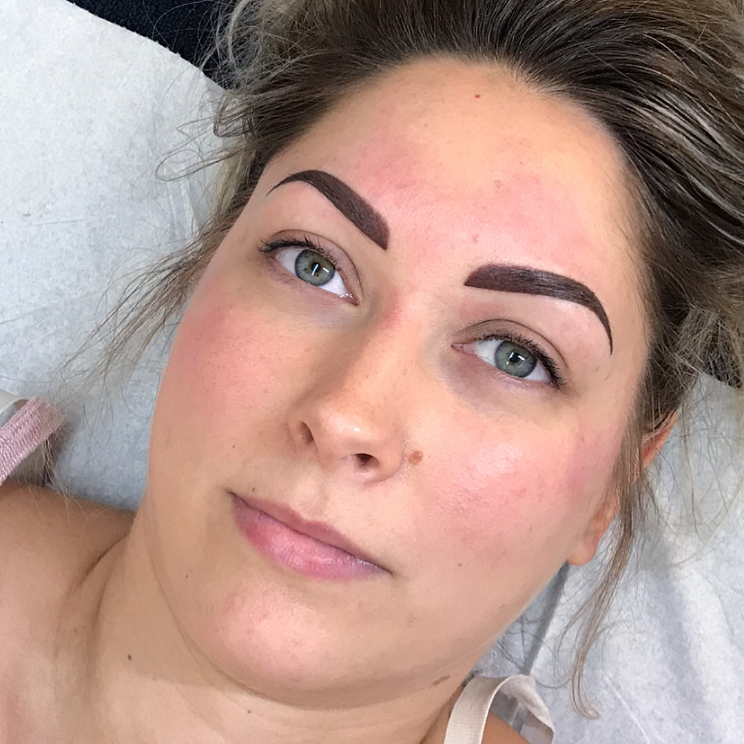 Soft Powder Brows for my Sister :) - Cullompton Permanent ...